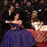 La traviata at Opera Bastille Paris